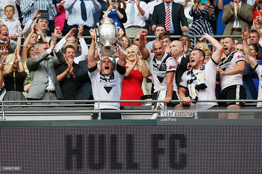 There is No Wrong Choice for Hull FC Captain